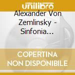 SINFONIA LIRICA OP.18                     cd musicale di Alexander Zemlinsky