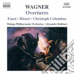 Ouvertures cd musicale di Richard Wagner