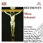 MISSA SOLENNIS cd musicale di BEETHOVEN