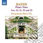 Trii con pianoforte (integrale), vol.3: cd musicale di Haydn franz joseph