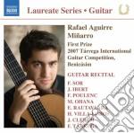 Guitar recital - laureate series cd musicale