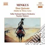 Don chisciotte (don quixote) cd musicale di Leon Minkus