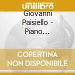 CONCERTO PER PIANOFORTE N.1, N.3, N.5     cd musicale di Giovanni Paisiello