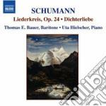 Lieder edition, vol.1: liederkreis op.24 cd musicale di Robert Schumann