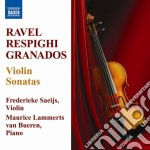 Ravel Maurice - Sonata Per Violino cd musicale di Maurice Ravel