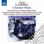 MUSICA DA CAMERA                          cd musicale di David Lampel