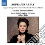 Arie per soprano cd musicale