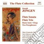 Music for flute cd musicale di JONGEN
