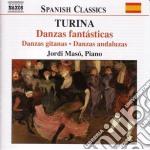 Opere per pianoforte (integrale) vol.1 cd musicale di Joaquin Turina