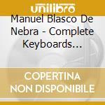 SON. PER TAST. (INT.), VOL.3 SON. NN.3,   cd musicale di Blasco de nebra manu