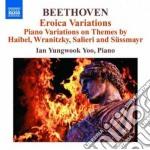 VARIAZIONI PER PIANOFORTE                 cd musicale di Beethoven ludwig van