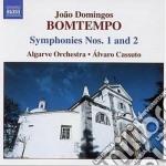 Sinfonia n.1, n.2 cd musicale di Bomtempo joÃo doming