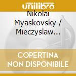 Violin conc. cd musicale di MYASKOVSKY/VAINBERG