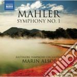 Sinfonia n.1 cd musicale di Gustav Mahler