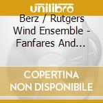 FANFARES AND OVERTURES                    cd musicale