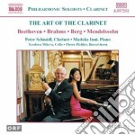 The art of the clarinet-a.v. cd musicale di ARTISTI VARI