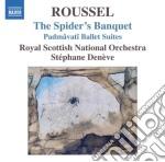 Le festin de l'araign�e, padmavati (suit cd musicale di Albert Roussel