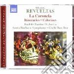 Revueltas Silvestre - La Coronela, Itinerarios, Colorines cd musicale di Silvestre Revueltas