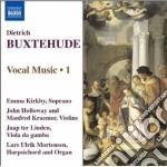 Musica vocale (integrale), vol.1 cd musicale di Dietrich Buxtehude