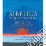 Concerto per violino op.47 cd musicale di Jean Sibelius