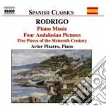 Opere per pianoforte (integrale) vol.1 cd musicale di JoaquÍn Rodrigo