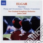 Marches, pomp and circumstance (nn.1-5 o cd musicale di Edward Elgar
