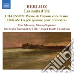 Les nuits d'????t???? op.7 cd musicale di Hector Berlioz