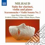 Musica da camera cd musicale di Darius Milhaud