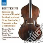 Fantasia su temi di rossini, passioni am cd musicale di Giovanni Bottesini