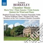 Berkeley Lennox - Trio Con Corno, Sonatina Per Flauto, Sonata Per Viola, Quintetto Per Fiati E Pf. cd musicale di Lennox Berkeley