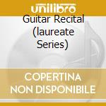 Guitar recital cd musicale di Anabel Montesinos
