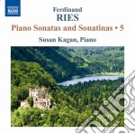 Sonate e sonatine per pianoforte (integr cd musicale di Ferdinand Ries