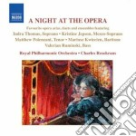 A night at the opera cd musicale