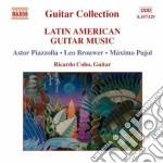 Musica per chitarra latino-americana cd musicale