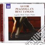 Best tangos - i migliori tanghi cd musicale di Astor Piazzolla