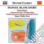 Opere per pianoforte (integrale), vol.4 cd musicale di Manuel Blancafort