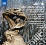 CONCERTO PER PIANOFORTE N.2 OP. 21, VARI  cd musicale di Fryderyk Chopin
