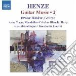 Henze Hans Werner - Musica Per Chiatarra, Vol.2 cd musicale di HENZE HANS WERNER