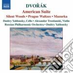 Dvorak Antonin - American Suite cd musicale di Antonin Dvorak