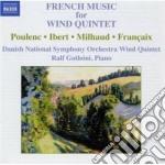 Sestetto per pianofrte e fiati cd musicale di FranÇis Poulenc