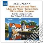 Adagio e allegro op.70, fantasiest�cke o cd musicale di Robert Schumann