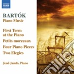 Piano music vol.6 cd musicale di Bela Bartok