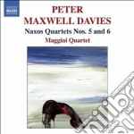Naxos quartet n.5