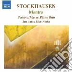 Mantra cd musicale di Karlhein Stockhausen