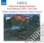 Musica per orchestrale, vol.6 cd musicale di Edvard Grieg