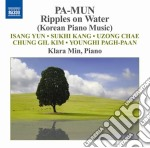 Ripples on water - musica coreana per pi cd musicale di Miscellanee