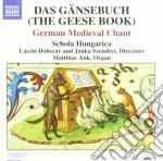 Das g????senbuch (canti medioevali dalla ge cd musicale