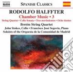 Musica da camera, vol.3 cd musicale di Rodolfo Halffter