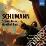 Scene dal faust cd musicale di Robert Schumann