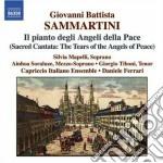 Il pianto degli angeli della pace (canta cd musicale di Giovanni Sammartini